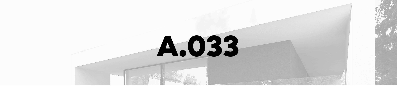 architecture 033 M