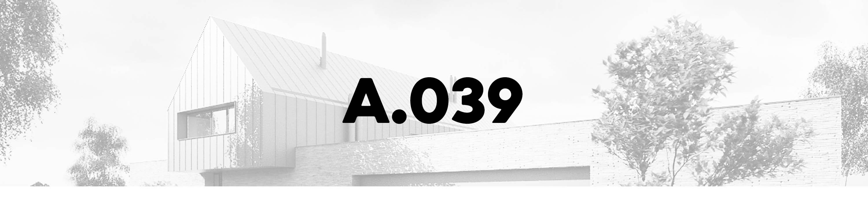 architecture 039 M